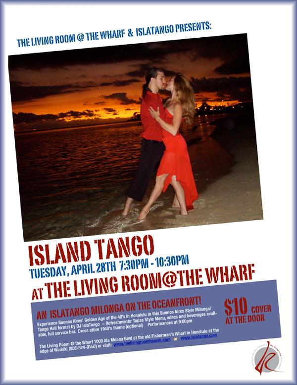 Island Tango Tuesdays